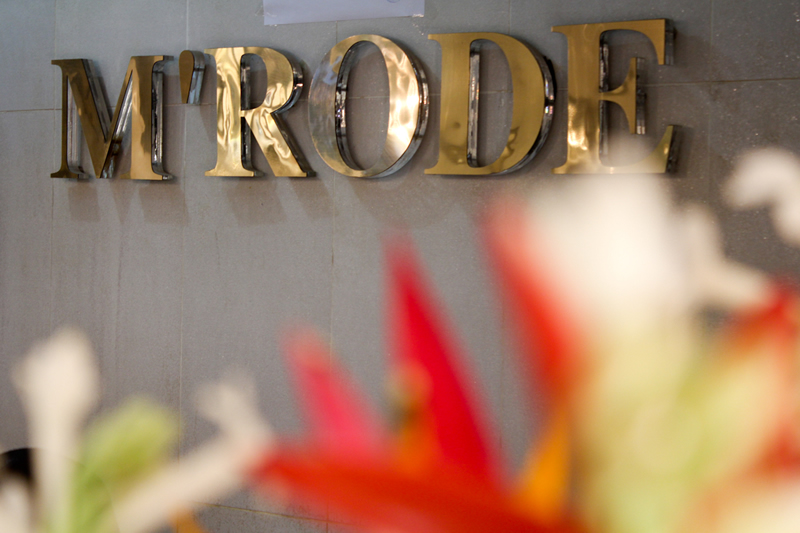 Hotel Mrode (Lomé-Togo)